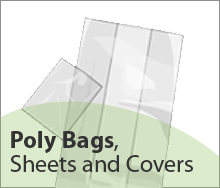 Poly Bags Sheets and Polythene Covers
