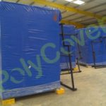 Made to measure polythene covers