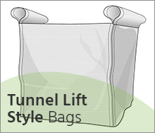 tunnel lift style bags