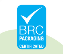 BRC packaging logo