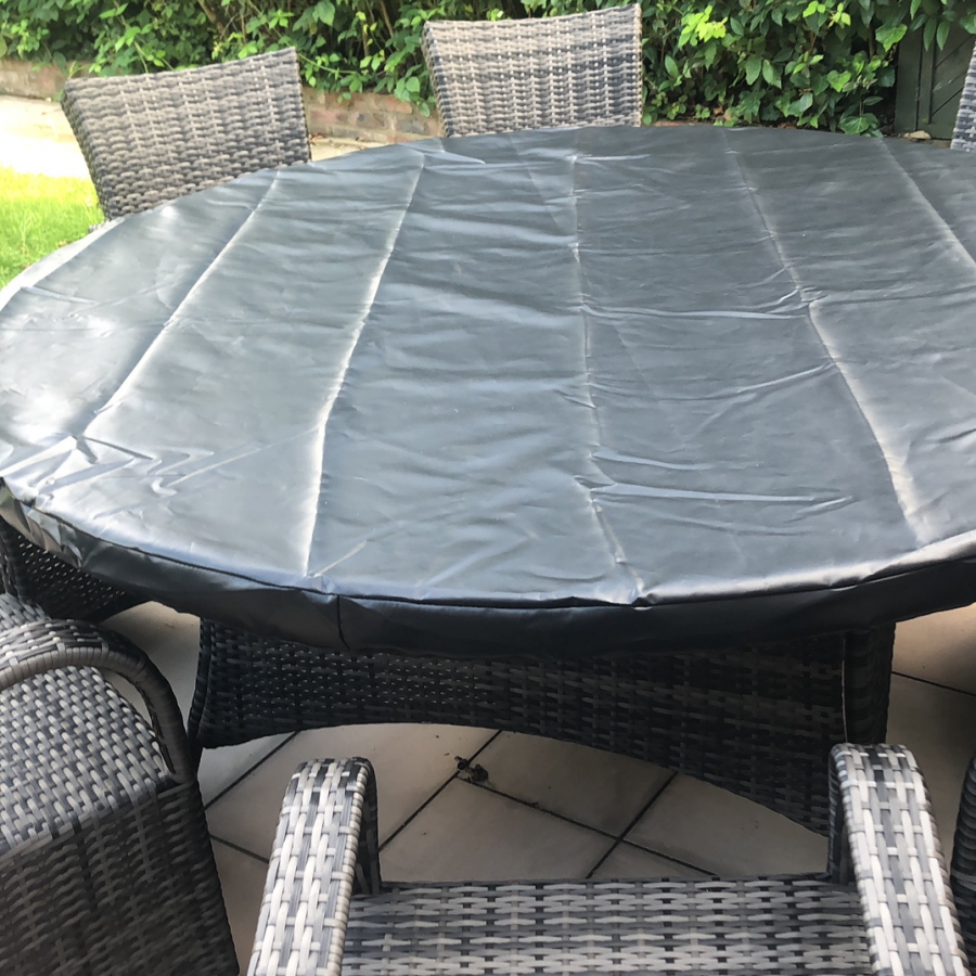 Rattan Table Cover, Garden Furniture cover