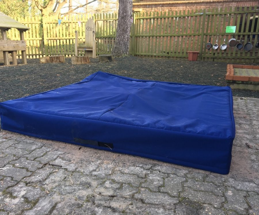 Playground Equipment Cover