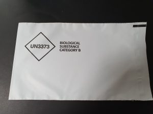 UN3373 Cat B Outer Packaging